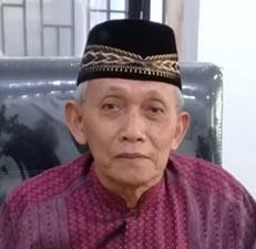 Drs. H. Ahmad Sanusi Luqman, Lc., MA